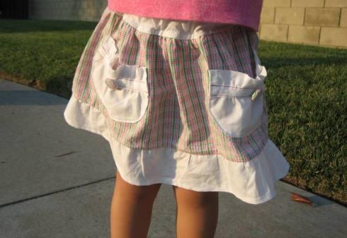 market skirt 011
