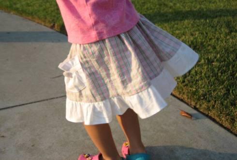 market skirt 014